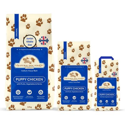 NDFC Puppy Fresh Chicken & Brown Rice  6 kg