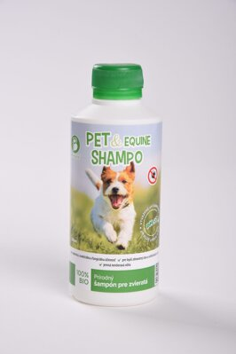 Pet & Equine Shampo - 250 ml