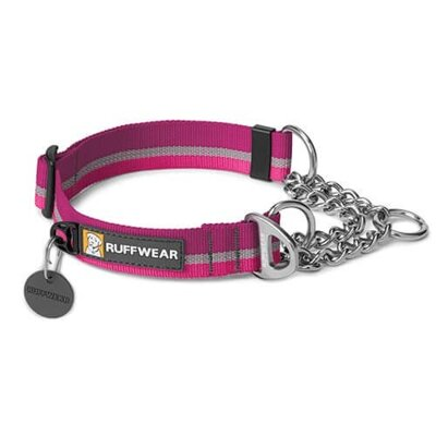 Obojok pre psy Ruffwear Chain Reaction™ Dog Collar fialový