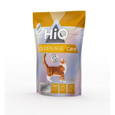 HiQ Cat Golden Age Care