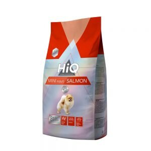 HiQ Mini Adult Salmon 1,8 kg