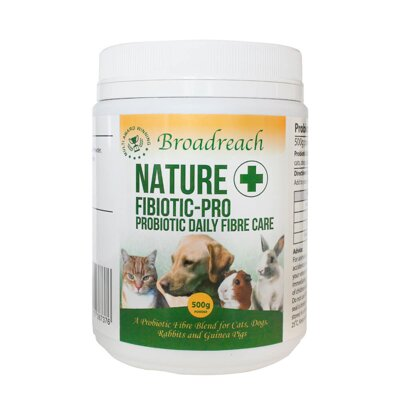 Broadreach Nature+ Fibiotic Pro – Probiotic & Daily Fibre Care 500g