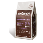 Naturea Lands Cat & Kitten, 2kg