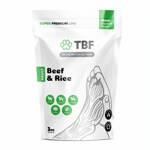 TBF Beef & Rice 3 kg